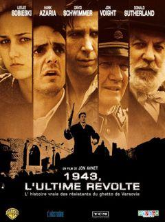 Affiche 1943 : L'Ultime révolte