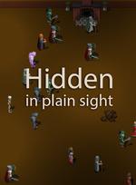 Jaquette Hidden in Plain Sight