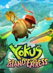 Jaquette Yoku's Island Express