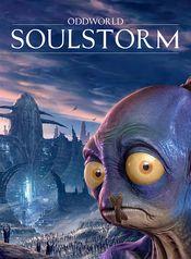 Jaquette Oddworld: Soulstorm