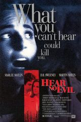 Affiche Hear No Evil