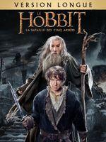 Affiche Le Hobbit - La Bataille des Cinq Armées : Version longue