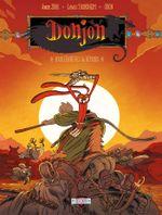 Couverture Pourfendeurs de démons - Donjon Crépuscule, tome 112