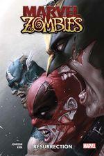 Couverture Marvel Zombies : Résurrection