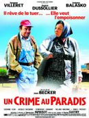 Affiche Un crime au Paradis