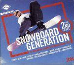 Pochette Snowboard Generation: The 2nd Level