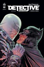 Couverture Briser le miroir - Batman : Detective, Tome 5