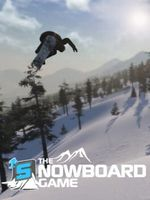 Jaquette The Snowboard Game