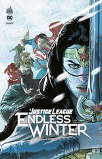Couverture Justice League : Endless Winter