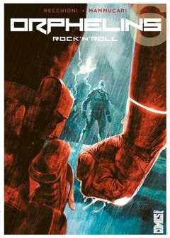Couverture Rock'N'Roll - Orphelins, tome 6