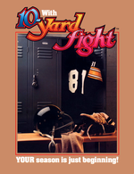 Jaquette 10-Yard Fight