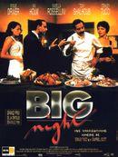 Affiche Big Night