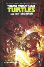 Couverture Leatherhead - Les Tortues Ninja, tome 11