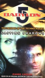 Couverture Casting Shadows - The Passing of the Techno-Mages #1