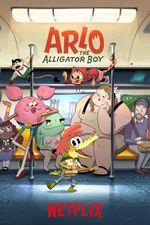 Affiche Arlo, le garçon alligator
