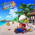 Pochette Super Mario Sunshine Original Soundtrack (OST)
