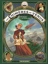 Couverture Les Chimères de Vénus, tome 1