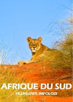 Affiche Afrique du Sud - Hluhluwe-iMfolozi