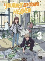 Couverture A Journey Beyond Heaven, tome 3