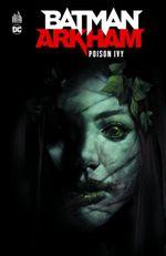 Couverture Batman Arkham : Poison Ivy