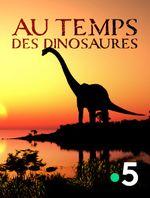 Affiche Au temps des dinosaures