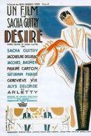 Affiche Désiré
