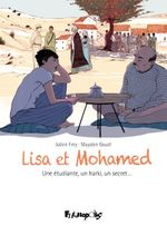 Couverture Lisa et Mohamed - Une étudiante, un harki, un secret...