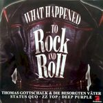 Pochette What Happened to Rock and Roll