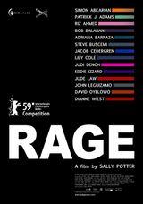 Affiche Rage