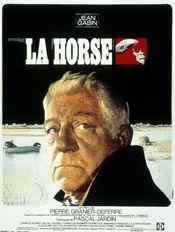 Affiche La Horse