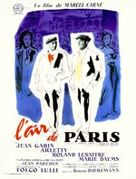 Affiche L'Air de Paris