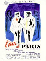 Affiche L'Air de Paris