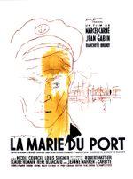 Affiche La Marie du port