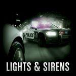 Pochette Lights & Sirens