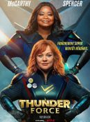Affiche Thunder Force
