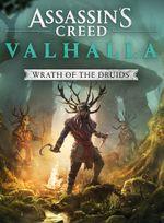 Jaquette Assassin's Creed Valhalla : La Colère des druides