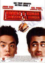 Affiche Harold & Kumar chassent le burger