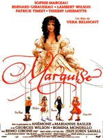 Affiche Marquise