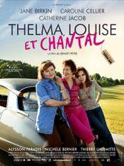 Affiche Thelma, Louise et Chantal