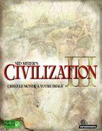 Jaquette Civilization III