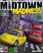 Jaquette Midtown Madness