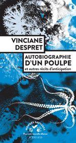 Couverture Autobiographie d'un poulpe