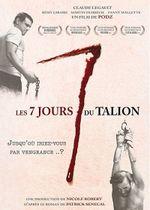 Affiche Les 7 jours du Talion