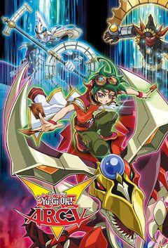 Affiche Yu-Gi-Oh! Arc-V