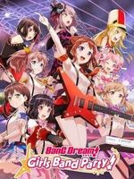 Jaquette BanG Dream! Girls Band Party!