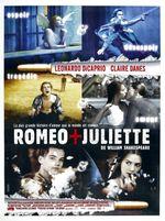 Affiche Roméo + Juliette