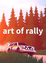 Jaquette Art of Rally