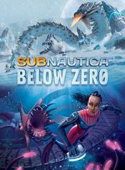 Jaquette Subnautica: Below Zero