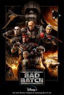 Affiche Star Wars : The Bad Batch
