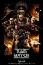 Affiche Star Wars : The Bad Batch